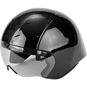 Kask Mistral Helm schwarz/anthrazit schwarz/anthrazit
