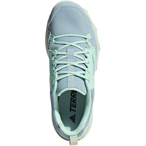 adidas TERREX TraceRocker GTX Trail-Running Schuhe Damen ash grey/ash grey/clear mint