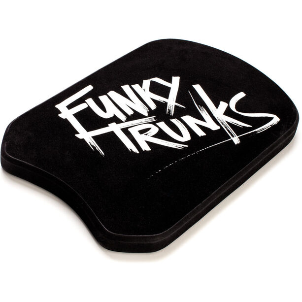 Funky Trunks Kickboard still black