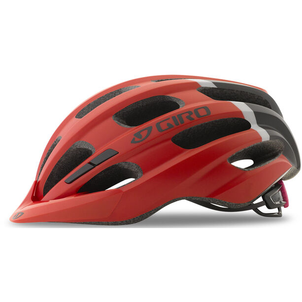 Giro Hale Helm Kinder matte red