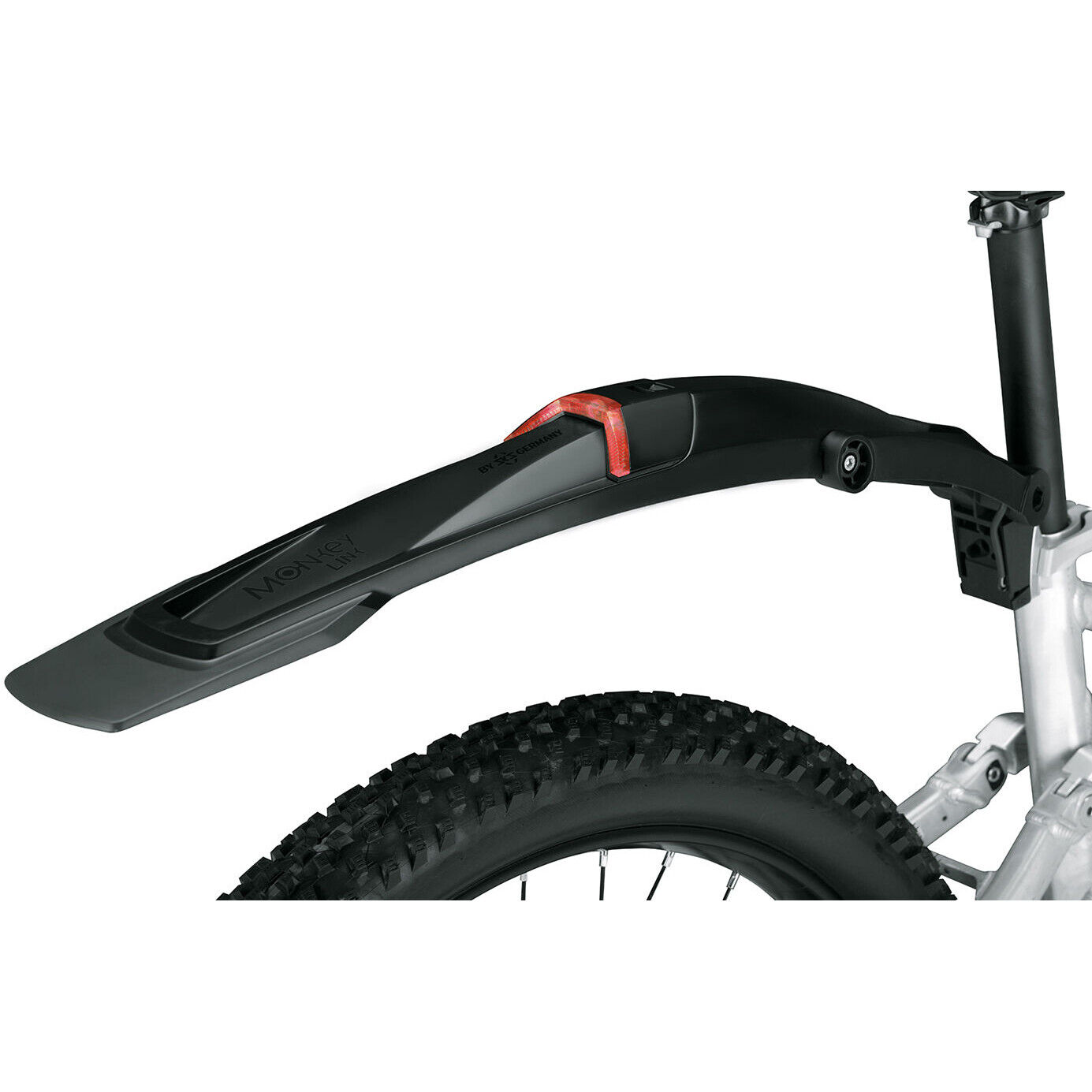 MONKEY LINK MonkeyLight 70 Lux LED e-Bike Fahrradlampen Set