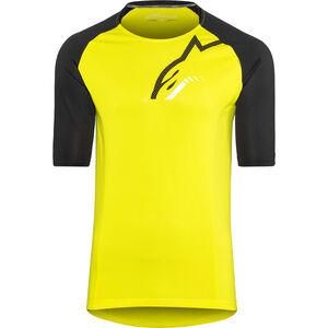 Alpinestars Trailstar Kurzarm Trikot Herren acid yellow/black acid yellow/black