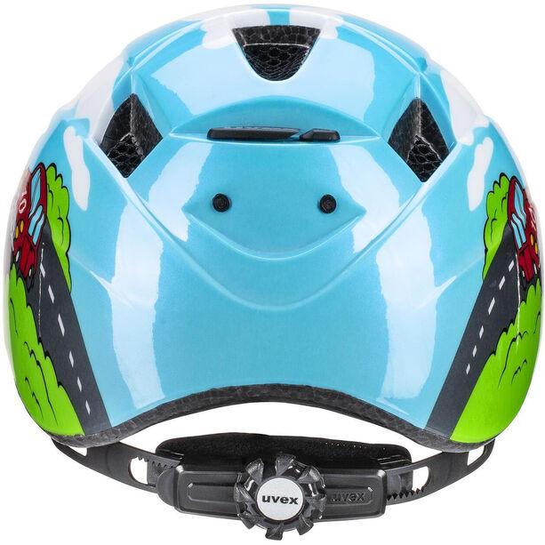 UVEX Kid 2 Helm Kinder blue