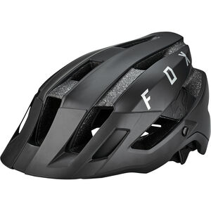 Fox Flux Helm MIPS Herren black black