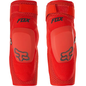 Fox Launch Pro D3O Elbow Guards red red