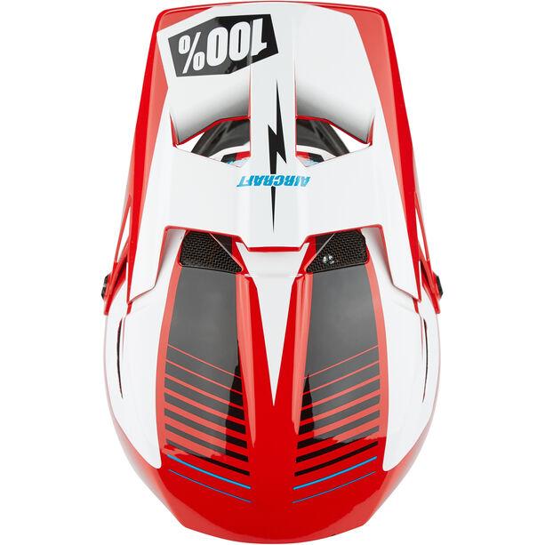 100% Aircraft DH Helm incl. Mips blazer