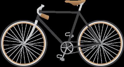 Die ersten Rennräder für die Teilnahme an Rennen
