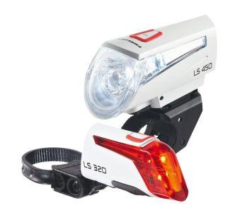 Fahrradlampen Set Trelock
