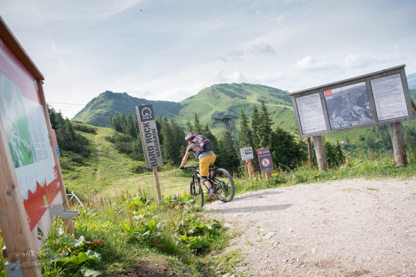 Bikepark Wagrain Stoneman Taurista