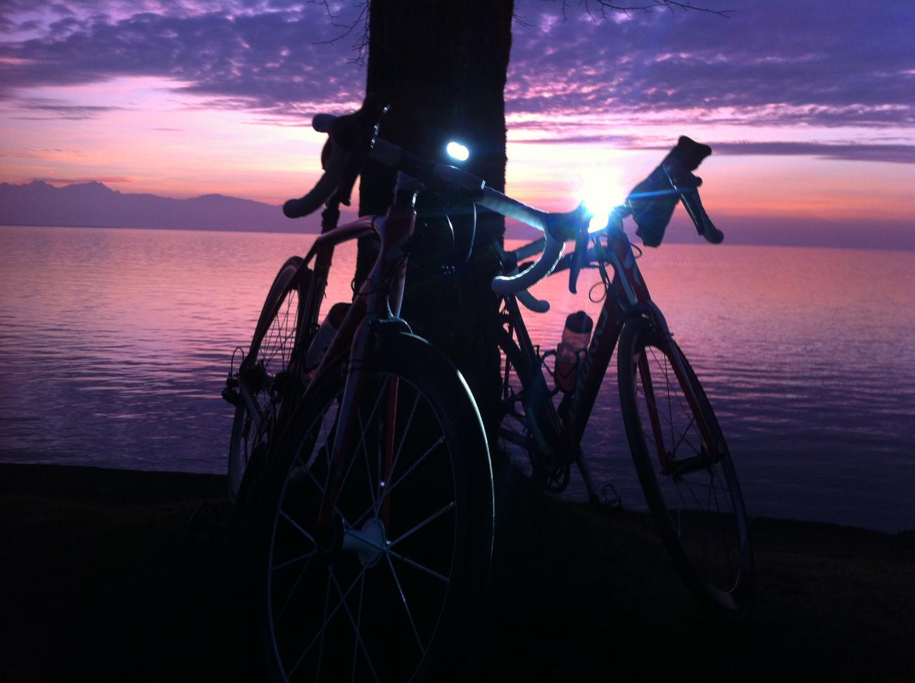 Beleuchtung für dein Rad