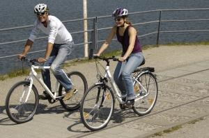 Fahrräder für Damen & Herren