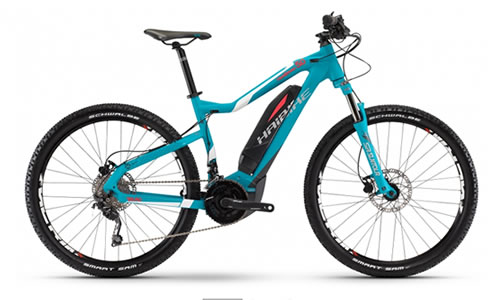 2d410fd8066ac5 Haibike E-Mountainbike mit Yamaha Antrieb ▷ bikester.at