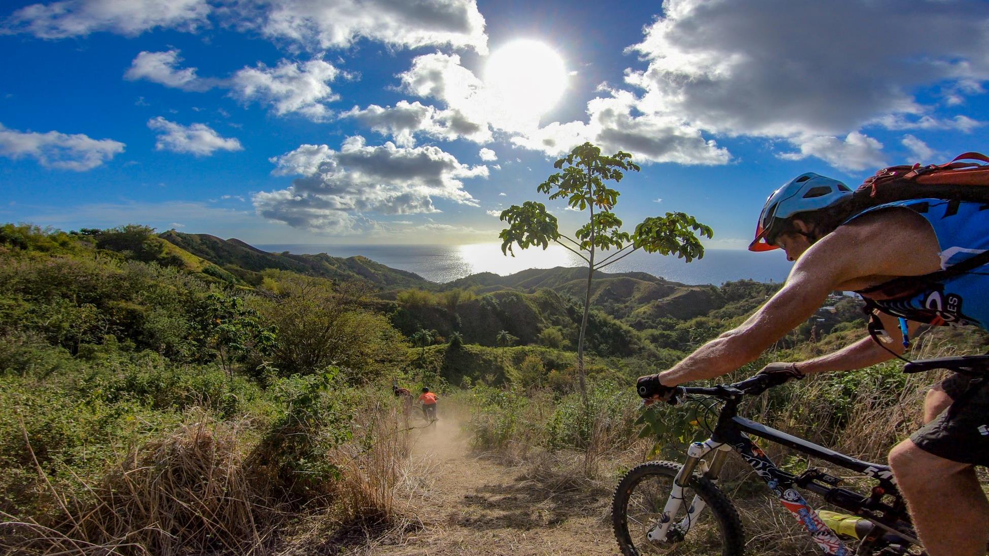 Bike-Abenteuer Karibik