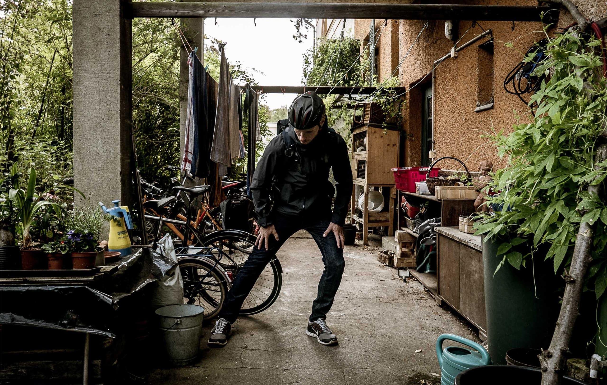 Dehnen für Radfahrer*innen: Routine erwünscht – schon fünf Minuten reichen!
