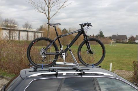 Fahrradträger ohne Kupplung   bikester.at