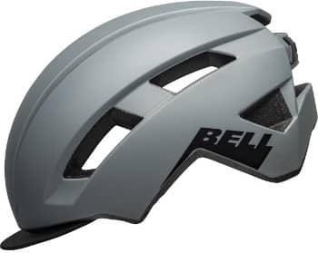 Bell Pendler-Fahrradhelm DAILY in grau und schwarz