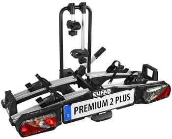Heckträger für 2 Fahrräder von EUFAB