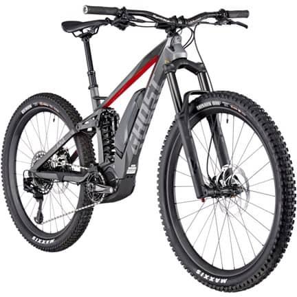 Das Mountainbike Fully Hybride SL AMR von GHOST Bikes