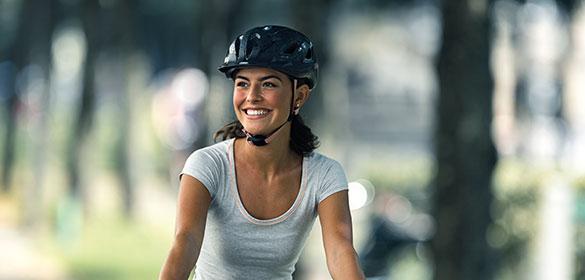 ABUS Trekking & City Helme
