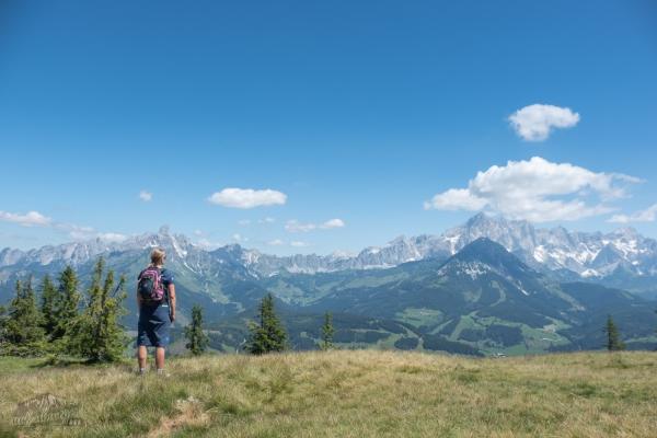 salzburger Land - Flachau Mountainbike Tour