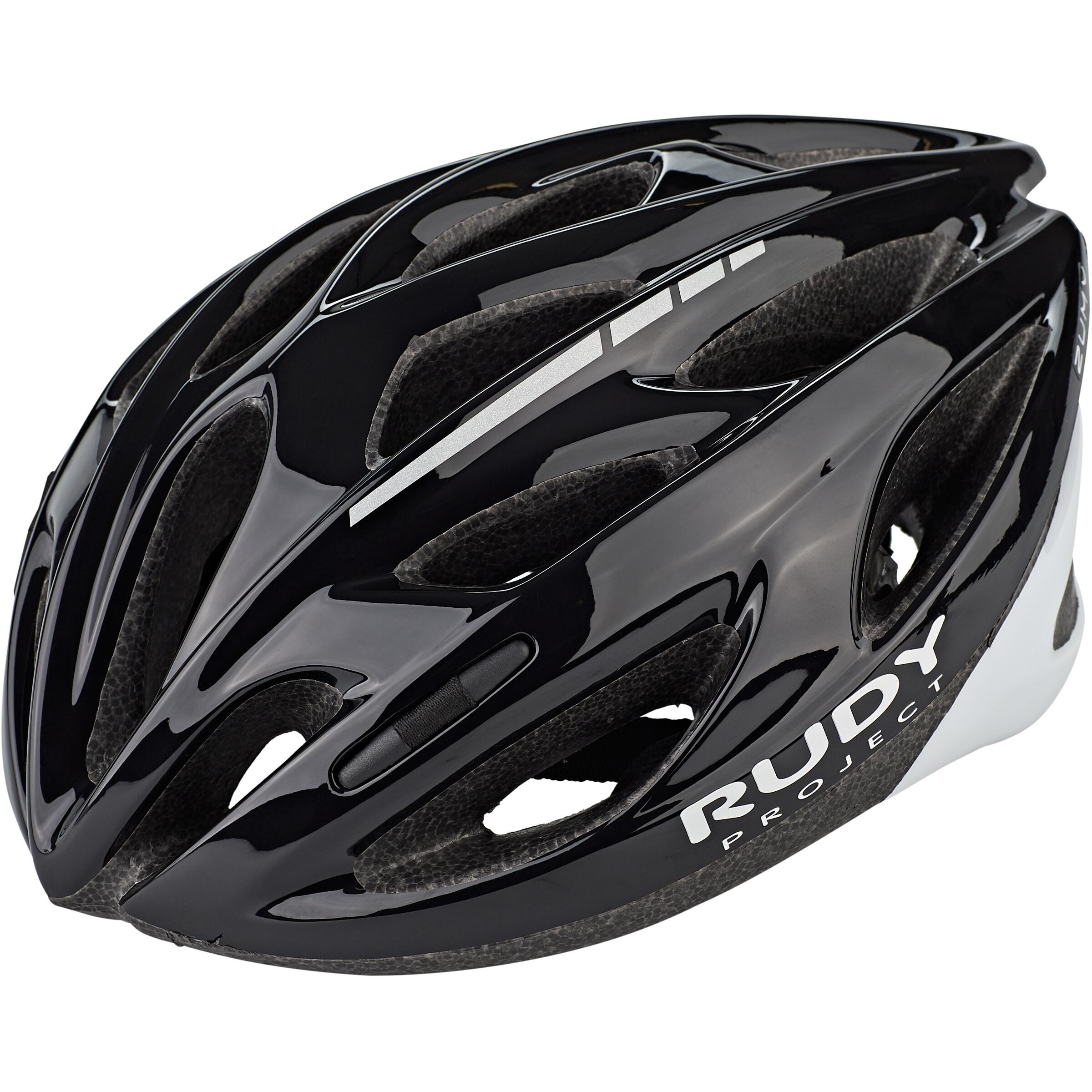 Günstiger und stylischer Rennrad Helm von Rudy Project